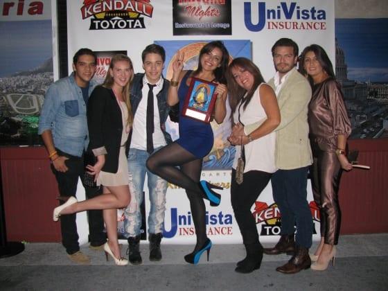 Ganadores en el Premio Carteles XXIII Aniversario