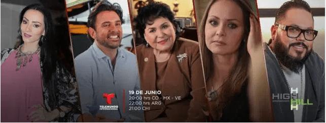 """""""El Lado Humano de la Fama"""" llega a TeleMundo Internacional (Promo)"""