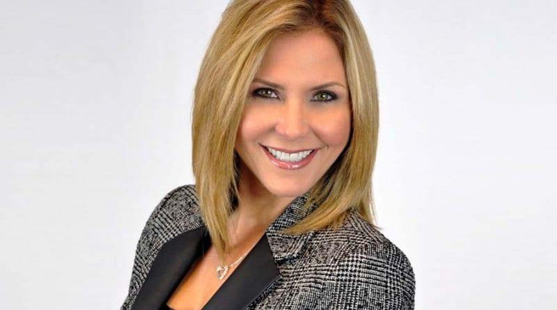 La presentadora María Elena Useche regresa a la pantalla de Telemundo Internacional con 'El Lado Humano de la Fama'