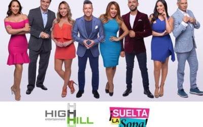 High Hill:Suelta La Sopacelebra 1000 episodios al aire y comienza en nuevo horario