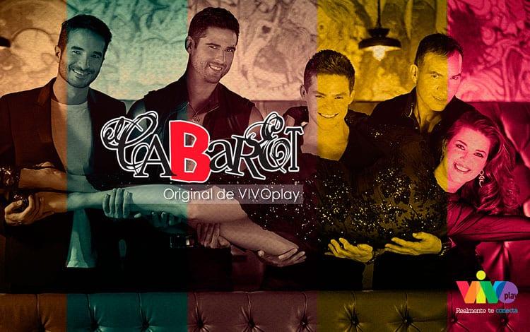 La webserie El cabaret se estrenará por VIVOplay este jueves 26