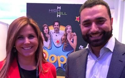 Carlos Mesber y María Elena Useche de High Hill: Buscamos socios para coproducir seis historias de ficción